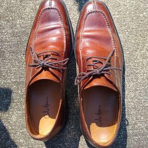Coke Haan Men's Leather Shoes Nike Air Soles